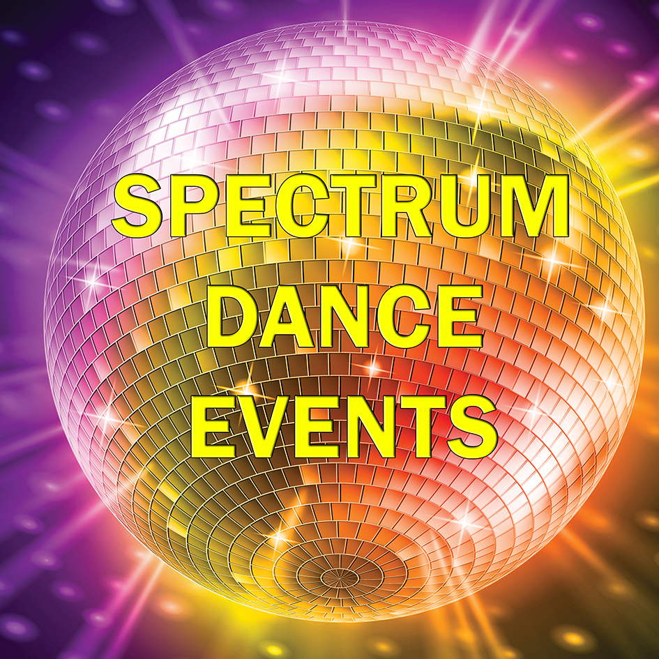 Spectrum Dance Events (logo 2014)